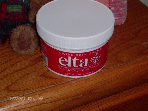 Elta Swiss Moisturizing Creme