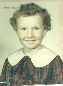 Kelly Booth 2nd grade picture