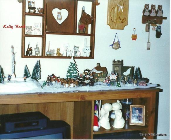 Dickens' Village 1997