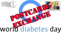 World Diabetes Day Postcard Exchange