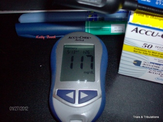 Blood Sugar 117