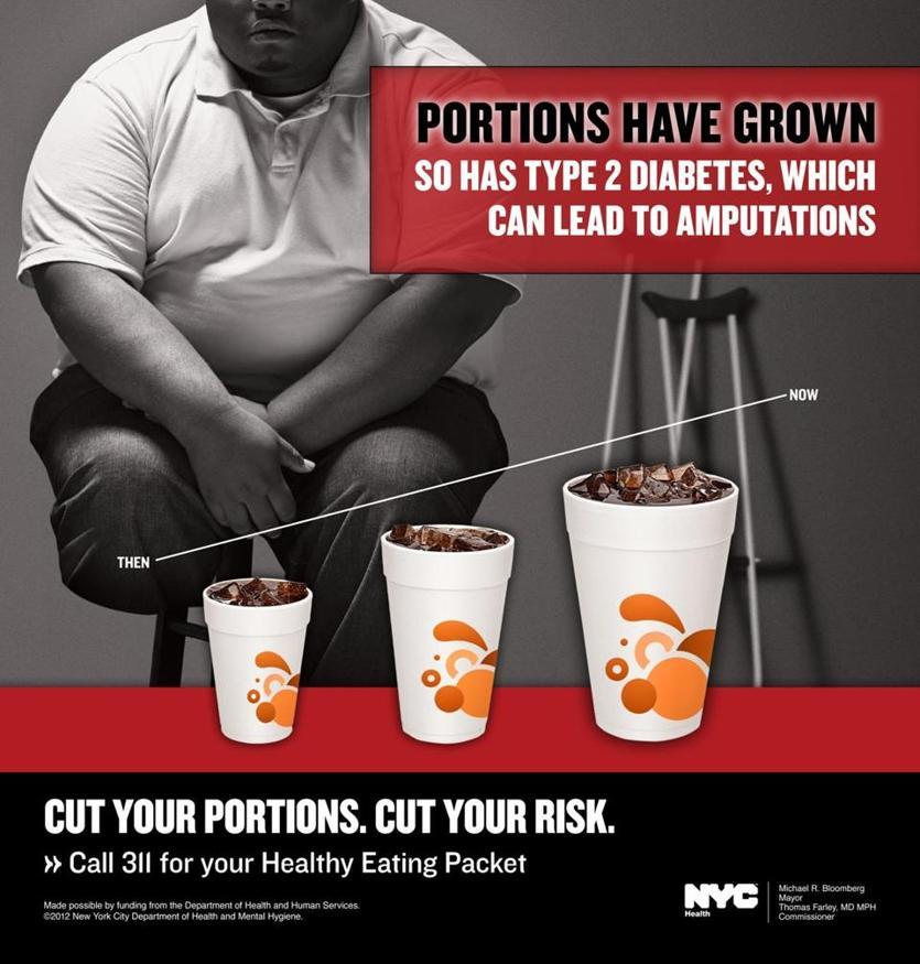 NYC Obesity Ad