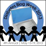 Diabetes Blog Week 2013