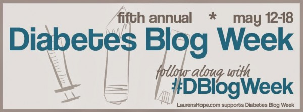 2014 Diabetes Blog Week