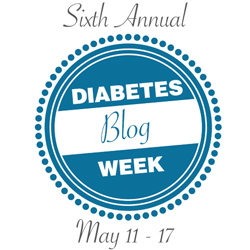 Sixth Annual Diabetes Blog Week